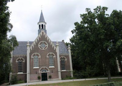 Hervormde kerk Warmond