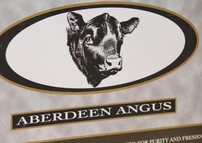 Aberdeen Agnus bij Slagerij Bakker