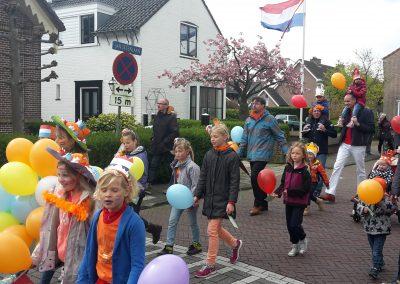 Koningsdag Warmond
