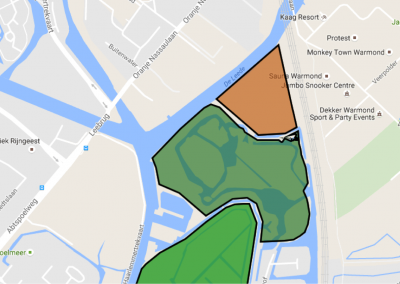 polders-poelgeest-map