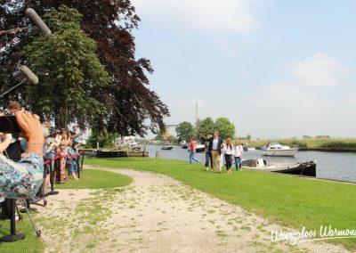 Oranjes bezoeken Warmond_Hannerieke Dekkers