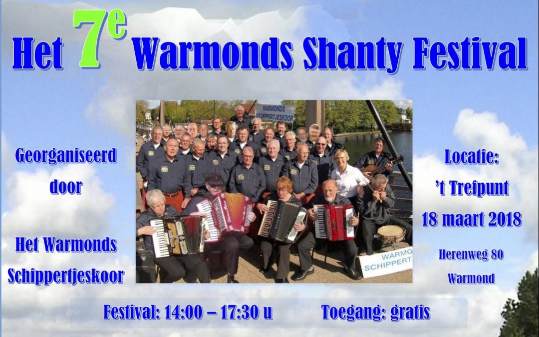 Warmonds Shanty Festival