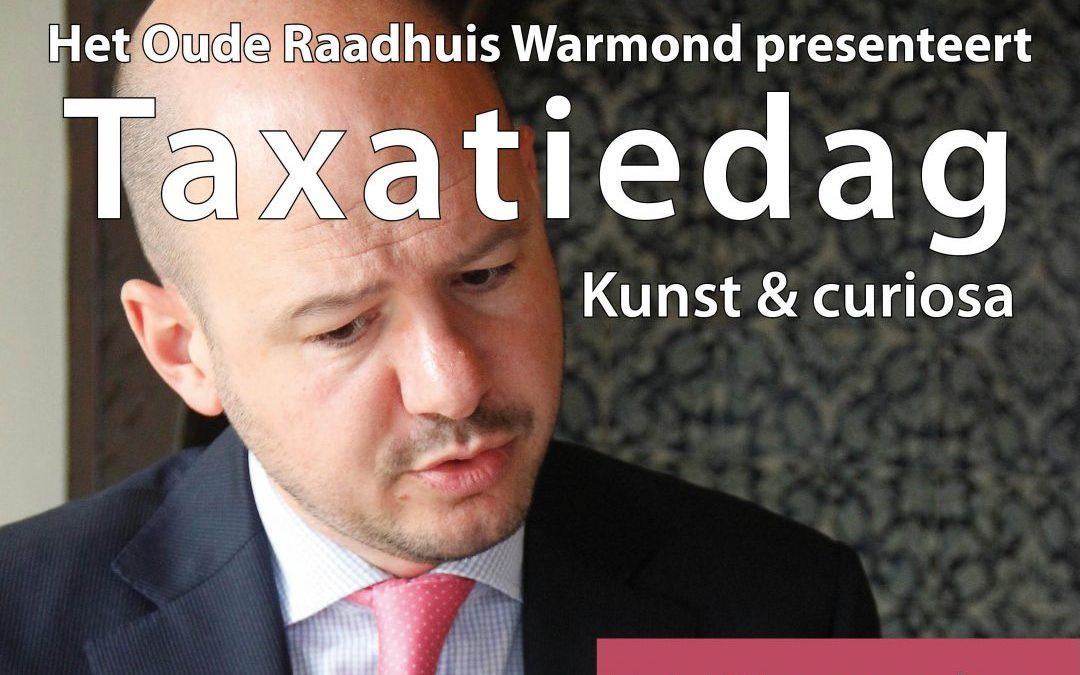 Taxatiedag 2018