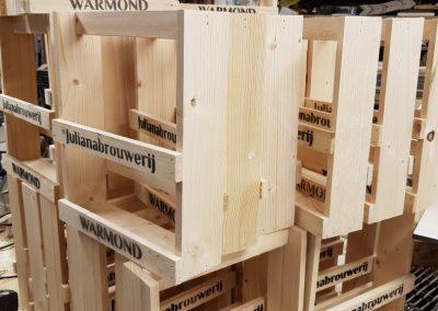 Kistjes maken
