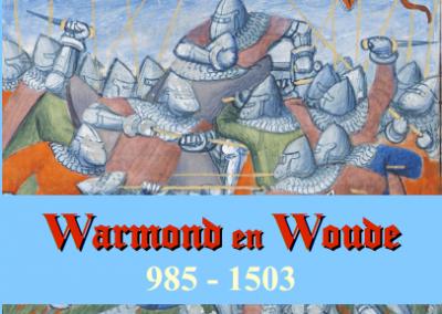 voorblad boek Heren van Warmond en Woude
