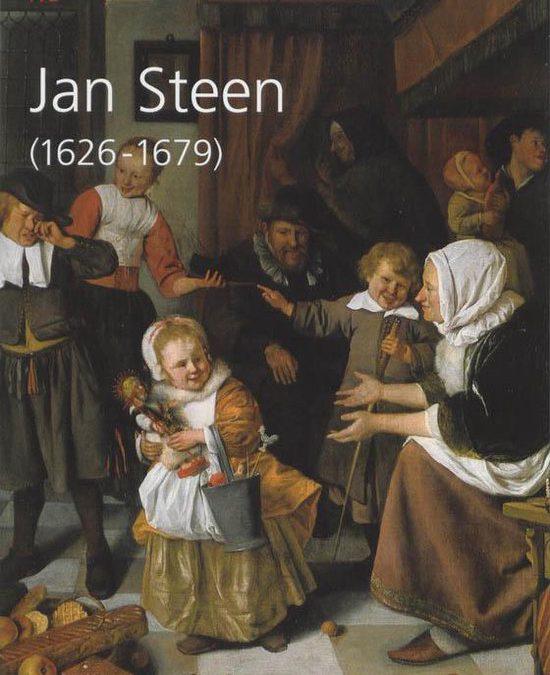 Nieuw boek: Jan Steen (1626-1679)