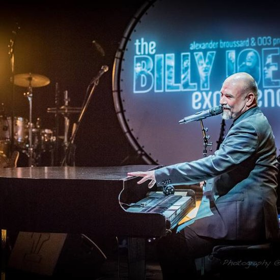 Theater-Tip: Alexander Broussard – The Billy Joel Experience