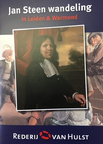 Wandeling Jan Steen - kaartje